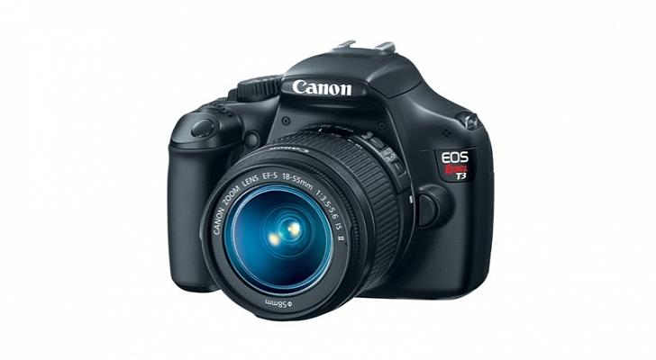 Canon EOS 1200D novinka jara 2014