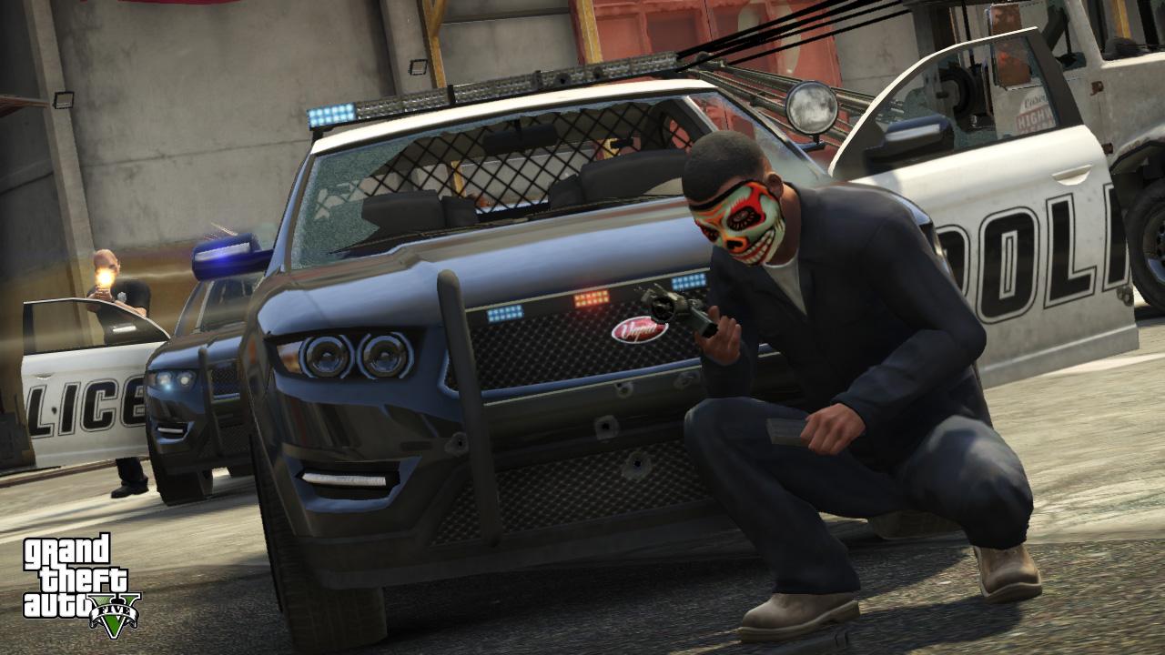 Grand Thef auto - město Los Santos obývá řada různých gangů