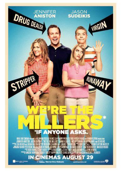 Millerovi na tripu jsou skvělým komediálním snímkem