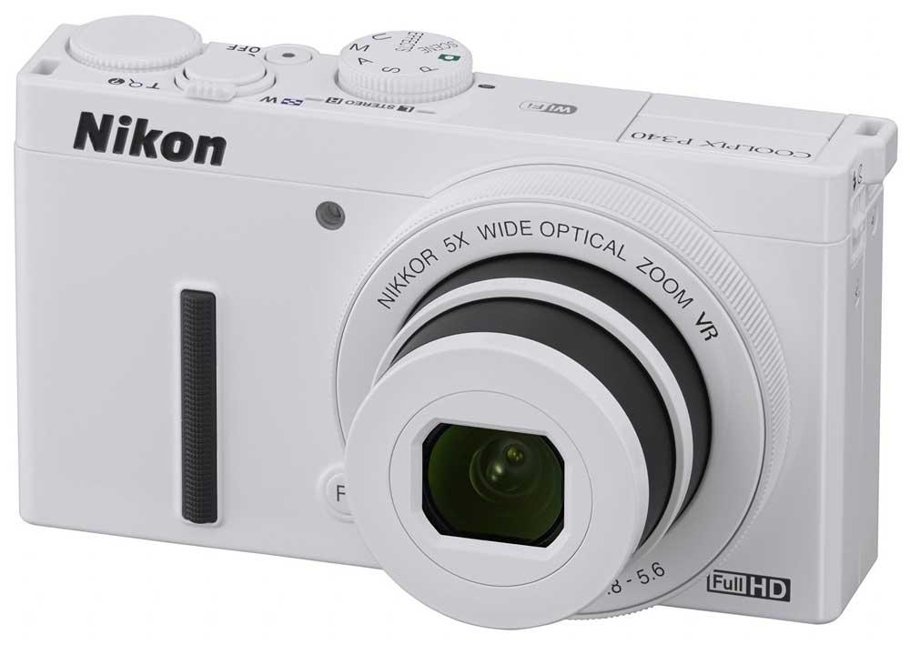 Výkonný kompakt Nikon Coolpix P340