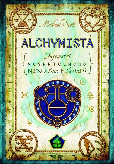 Výsledek obrázku pro alchymista tajemství nesmrtelného nikolase flamela