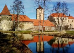 Abeceda hradů: Švihov