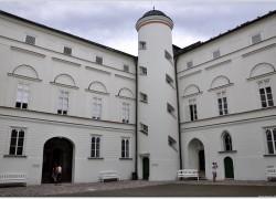 Dva v jednom. Zámek Hradec nad Moravicí spolehlivě okouzlí
