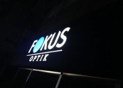 Výroba světelné reklamy
