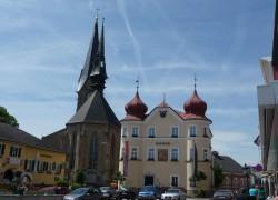 Na kole severní částí Horního Rakouska