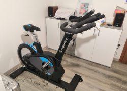 Uživatelská recenze Cyklotrenažéru Insportline  S800i