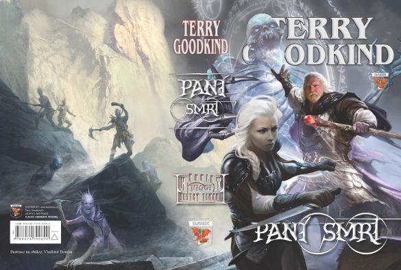 Terry Goodkind – Paní smrt – recenze knihy