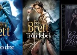 Peter V. Brett – Válka za bilého dne, Trůn lebek, Chrany