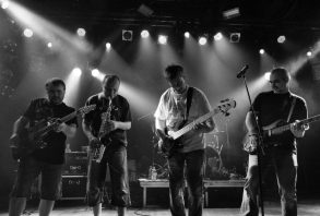 Mňága a Žďorp – krásná oslava třicetin v Karlíně