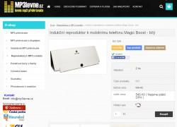 MP3levně.cz běží na Webarealu