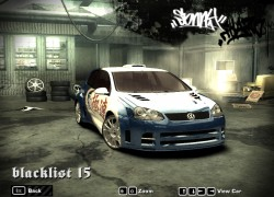 Need for speed Most wanted z roku 2005 nerezaví