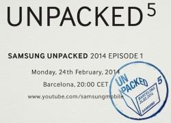 Samsung Galaxy S5 letos s předstihem