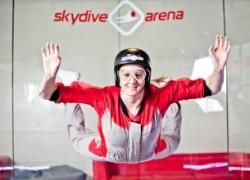 Už jste vyzkoušeli skydiving?