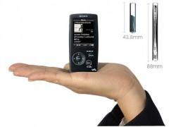 Sony NWZ-A816 – recenze MP3 přehrávače po 7 letech