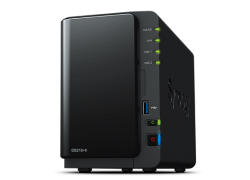 Synology DS216 + II – skvělý domácí server
